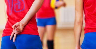 sistema de juego voleibol